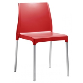 Стул MON AMOUR 2633 красный SCAB Design