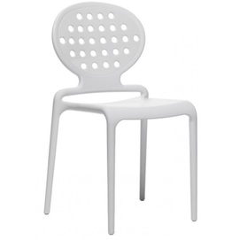 Стул COLETTE 2283-6 белый SCAB Design