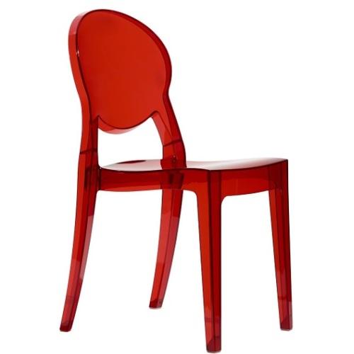 Стул IGLOO 2357 красный SCAB Design