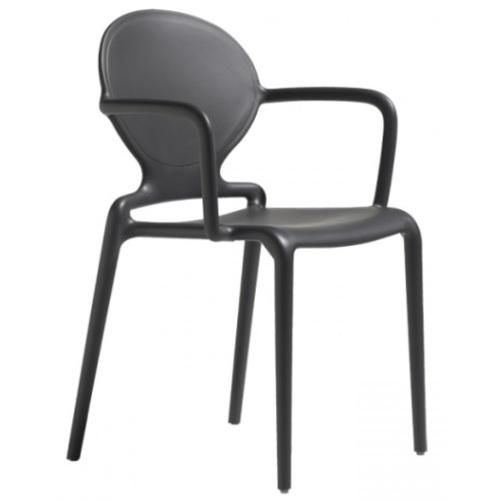 Кресло GIO 2314 черное SCAB Design