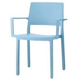 Кресло KATE WITH 2340 голубое SCAB Design
