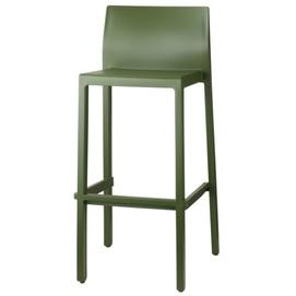 Стул полубарный KATE 2346 зеленый SCAB Design