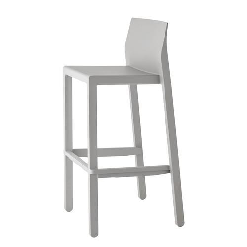 Стул полубарный KATE 2346 серый SCAB Design