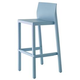 Стул полубарный KATE 2346 голубой SCAB Design