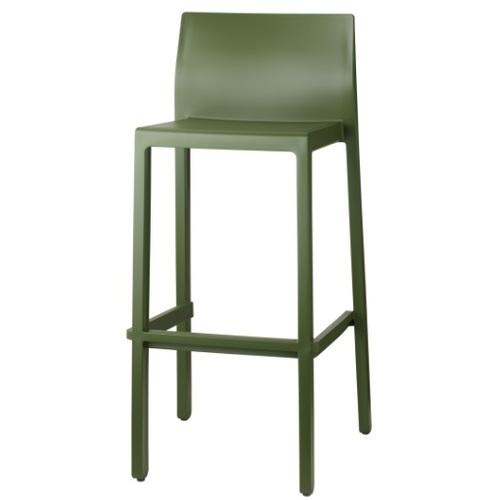 Стул барный KATE 2344 зеленый SCAB Design