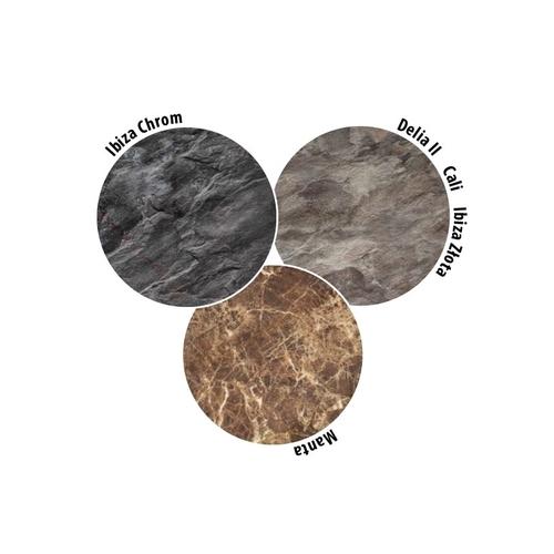 Набор столиков 2шт Manta коричневый Signal 2020