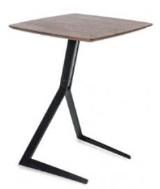 Стол приставной Torlano коричневый Signal 2020