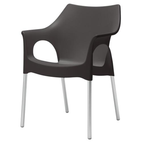 Кресло OLA черный SCAB Design