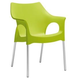 Кресло OLA зеленый SCAB Design