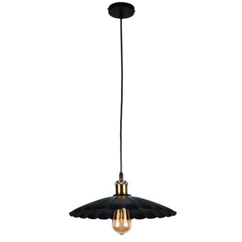 Лампа подвесная 911C19-1 черная Thexata 2020