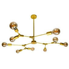 Люстра 911H88-9 GD золото Thexata 2020