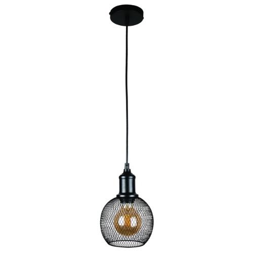 Лампа подвесная 907011F-1 черный Thexata 2020
