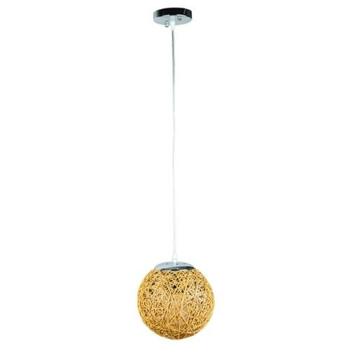 Лампа подвесная 9712001-1 бежевый 20 см Thexata 2020