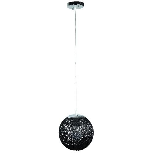 Лампа подвесная 9712001-1 черный 20 см Thexata 2020