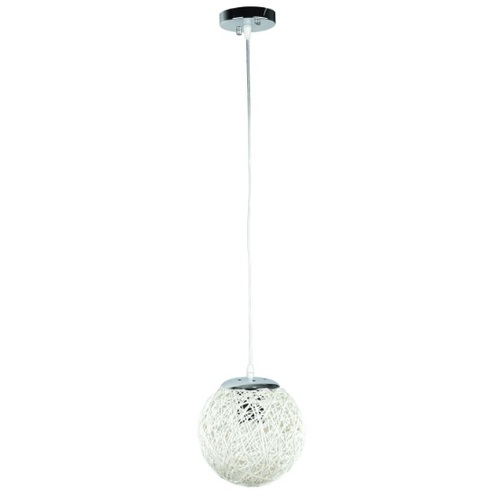 Лампа подвесная 9712001-1 белый 20 см Thexata 2020