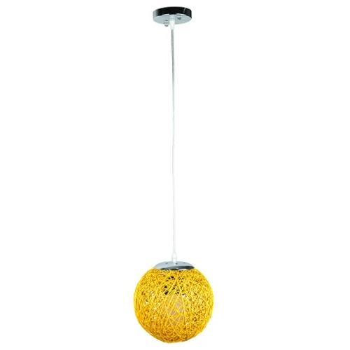 Лампа подвесная 9712001-1 желтый 20 см Thexata 2020