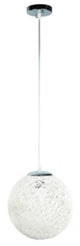 Лампа подвесная 9712501-1 белый 25 см Thexata 2020