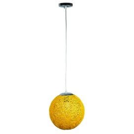 Лампа подвесная 9712501-1 желтый 25 см Thexata 2020