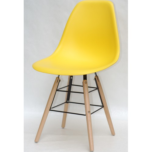Стул NIK - Q 9166 желтый Thexata 2020
