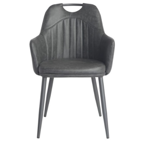 Кресло М-28 серый Verde 2020