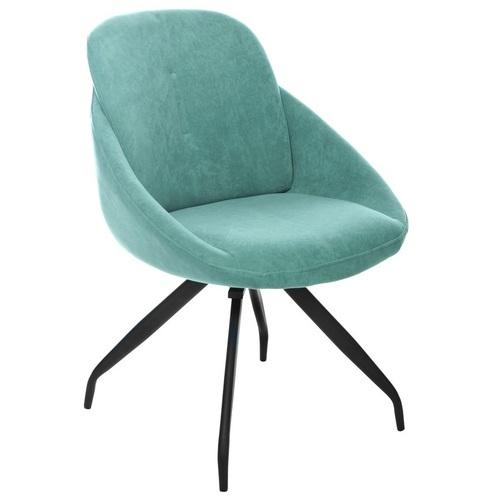 Кресло поворотное R-65 голубой Verde 2020