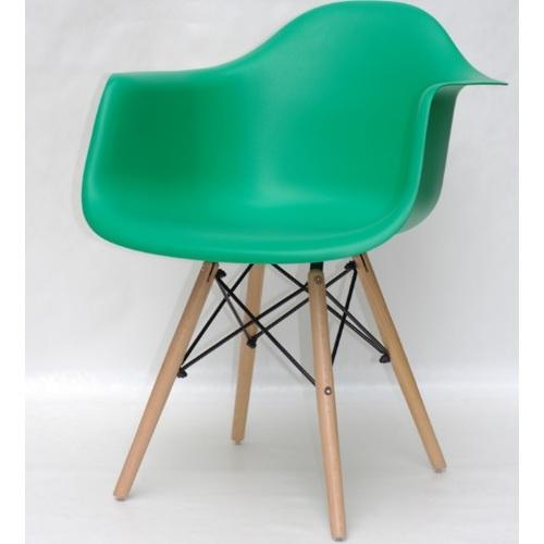 Кресло Leon зеленый 9253 Thexata 2020