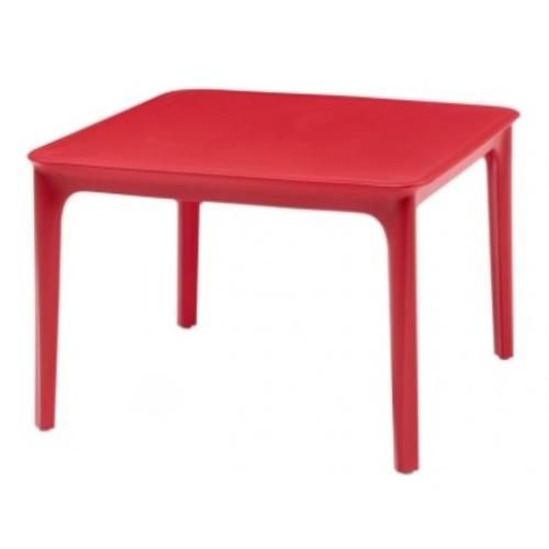 Стол журнальный ARGO 2151 красный SCAB Design