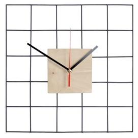 Часы 35 см SS004675 коричневый Woodville