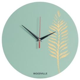 Часы Пальмира SS004628 голубой Woodville