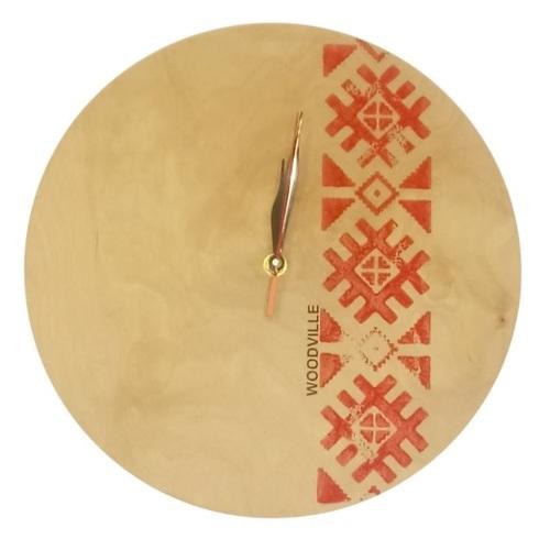 Часы Фолк SS004717 золото Woodville 2020
