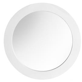 Зеркало Коло 28 см SS004669 белый WilleWood