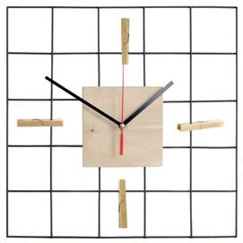 Часы SS004675 коричневый Woodville