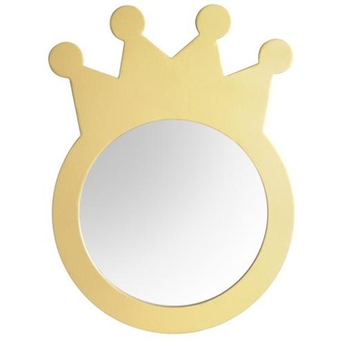 Зеркало Принцесса SS004663 желтый Woodville 2020