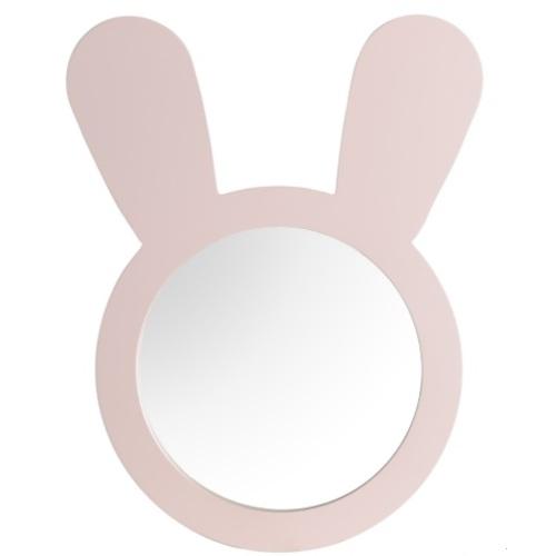 Зеркало Зайчик SS004660 розовый Woodville 2020