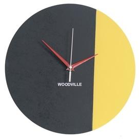 Часы WASP SS004608 черный Woodville 2020
