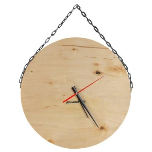 Часы Камелот SS004761 бежевый Woodville 2020