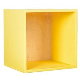 Полка Копангаген SS004514 желтый Woodville 2020