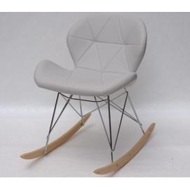 Кресло качалка Invar 9352 серый Thexata 2020
