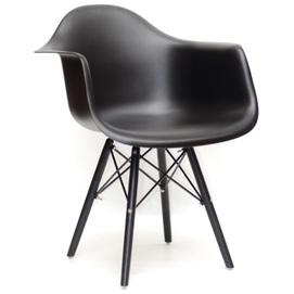 Кресло Leon BK черный 9499 Thexata 2020