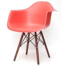 Кресло Leon W красный 9498 Thexata 2019