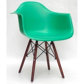 Кресло Leon W зеленый 9497 Thexata 2019