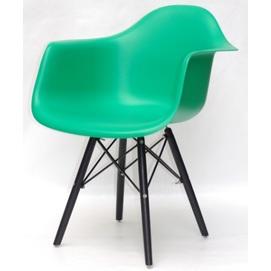 Кресло Leon BK зеленый 9500 Thexata 2020