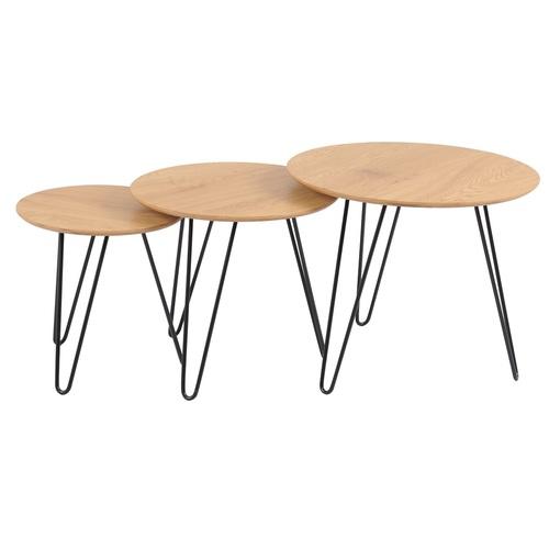 Набор столиков CS-15 бежевый Verde 2020