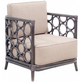 Кресло Lyla 200600 коричневый VV