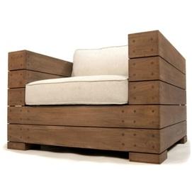 Кресло Terra 100106 коричневый VV