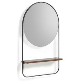 Зеркало Marcolina AA4765R01 черный Laforma 2020