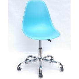 Стул офисный NIK 9738 голубой Thexata 2020