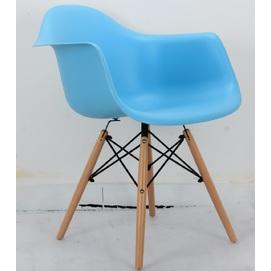 Кресло Leon 9555 голубой Thexata 2020