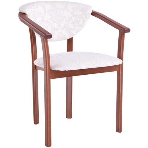 Кресло Алексис белый Tivoli