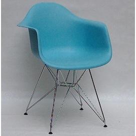 Кресло Leon CH-ML голубой 9565 Thexata 2020